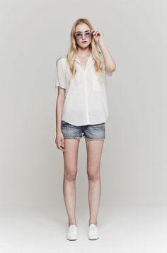 Combo Short Sleeve Shirt