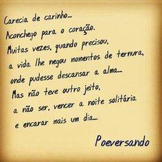Não teve jeito... #Poeversando #versos #poesia #reflexão #pensamentos #autoral #boanoite #quintafeira