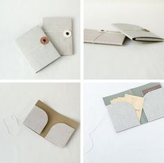 Traditionally Modern Designs: Billet Business Card Holder