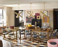 How-to-Give-Elegance-to-your-Dining-Room-by-Kelly-Wearstler5 How-to-Give-Elegance-to-your-Dining-Room-by-Kelly-Wearstler5