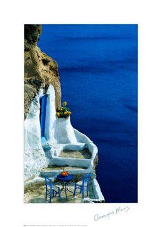 An escape to Greece.