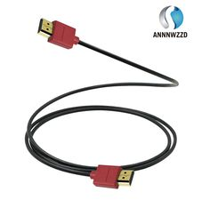 ANNNWZZD HDMI Cable  HDMI 2.0 4k 3D 60FPS Cable for HD TV LCD Laptop PS3 Projector Computer Cable 1m 2m 3m 5m