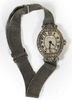 Vintage Tiffany watch