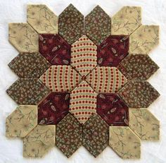 PP Blog: Patchwork of the Crosses Progress