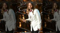 Jarod Leto best supporting actor 2014 Oscar