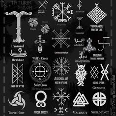 Viking Tribal Tattoos, Viking Tattoos For Men, Viking Warrior Tattoos, Viking Tattoo Symbol, Viking Tattoo Sleeve, Norse Tattoo, Celtic Tattoos, Armor Tattoo, Viking Symbols And Meanings