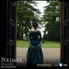 Heida Reed as Elizabeth. | Poldark, as seen on Masterpiece PBS