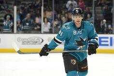 San Jose Sharks forward Tyler Kennedy (Oct. 19, 2013).