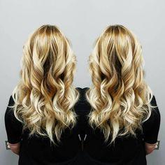"""""SOCAL"" BLONDE using all @fanola_usa @moringaplex @hairtamer_officially @salon_guys #unicorntribe #fanola #hairtamer #transformation #Behindthechair…"""