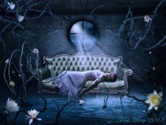 Image result for dark sleeping beauty