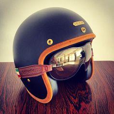 Ethen Italy #motorcycle goggles | Hedon #helmet discover #motomood