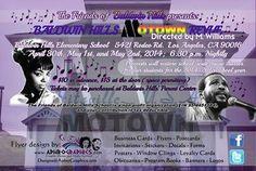 Baldwin Hills Motown Revue Directed by M. Williams