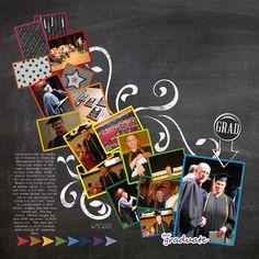 Family+Album+2005:+Tina's+Graduation - Scrapbook.com