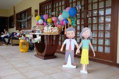 Festinha Pedro e Sofia