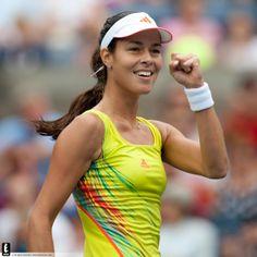 Historic victory for Ana Ana Ivanovic, Girls World, Wimbledon, Sport Girl, Cosmopolitan, Most Beautiful Women, Victorious, Sexy, Tennis