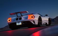 2017 Ford GT - Top Gear on Behance