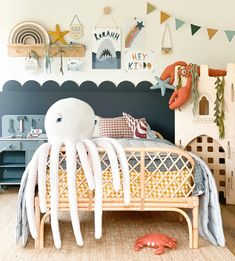 Easy Gallery Wall; 3 Ways – Pretty in Print Art Ltd Toddler Boy Room Decor, Boys Room Decor, Kids Decor, Home Decor, Baby Bedroom, Kids Bedroom, Kids Room Design, Baby Decor, Room Themes