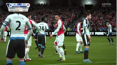 Barclays Premier League 2015~2016 Arsenal v Newcastle