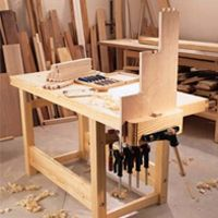 Woodworking is a job, for which one requires to work with precision and skill. Mistakes during woodworking may spoil the whole piece. In woodworking, there are some things, which should be done repeatedly. woodworking jigs are tools, Types Of Furniture, Furniture Plans, Furniture Making, Wood Furniture, Easy Woodworking Projects, Popular Woodworking, Woodworking Bench, Woodworking Shop, Woodworking Skills