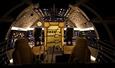 interior pictures from millenium falcon - Sök på Google