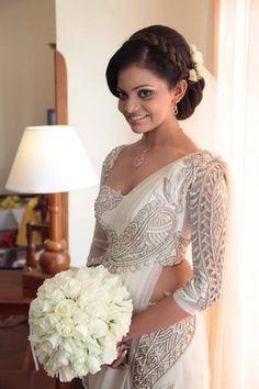 Bridal Sarees for Indian Christian Weddings (2)