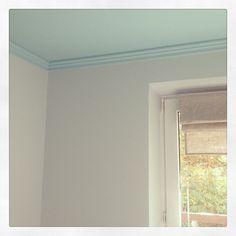 dariapogo's photo on Instagram Turkusowy sufit :) #turquoise #turkus #kolory #design #wnetrze
