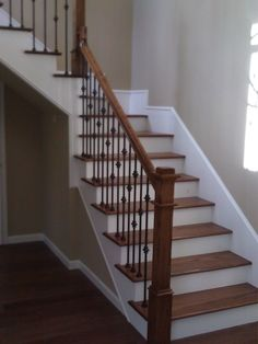 Newel Post Design, Pictures, Remodel, Decor and Ideas - page 63