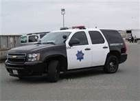 SFPD Tahoe