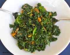 Kale is a super food must on the superfood list, so get the nutrients and vitamins with this Kale Slaw with Toasted Walnuts.