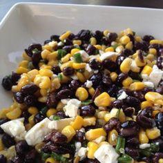 Corn and Black Bean Dip