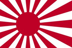 Naval Ensign of Japan - Rising Sun Flag - Wikipedia, the free encyclopedia