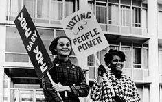 The fight for the female vote had been ongoing for nearly a century. Find out more about the battle for Women's Suffrage here!