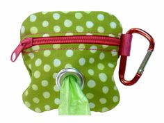 Have you seen these super cute doggy doo bag holders @Brooke Donnelly-Grzelak ?  I wish I had a dog to walk just so I could buy one.
