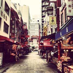 China Town Kobe, Japan