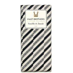 Mast Brothers Vanilla & Smoke Chocolate Bar