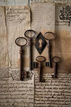 You can never have too many Skeleton keys