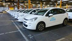 Spectacular delivery of 291 Citroën C3, Berlingo, Jumpy and Jumper vehicles to the major energy and environmental performance player ENGIE Cofely