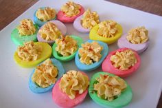 Looking for a fun, creative, and fast activity for your children to do for Easter? Look no further! These colored deviled eggs are just it! They'll add a splash of color to your dinner table,…