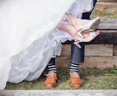 These two had details for days. #weddingdetails #weddingshoes #groomsocks #weddinginspo #luxurywedding #weddingwire #weddingsofinstagram #weddingbells #mrandmrs #millracepark #cambridgeweddingphotographer #cambridgemillwedding #pearleweddings #anneedgarphoto