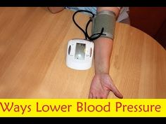 Best Ways Lower Blood Pressure