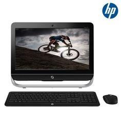 "HP Pavilion Windows 8.1 Dual-Core 1.4GHz 500GB 20"" All-in-One Desktop PC"