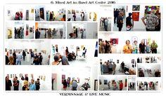 Wir danken den  Besuchern der Mixed Art im Basel Art Center für die Spende in die Künstlerkollekte oder den Kauf eines Kunstwerkes! Basel, Photo Wall, Frame, Give Thanks, Artworks, Picture Frame, Photograph, Frames, Hoop
