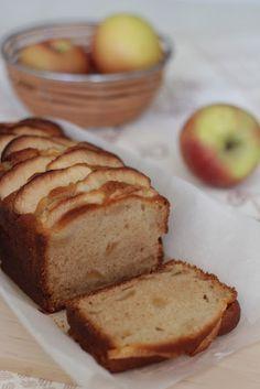 Apple pound cake/Bizcocho o ponque de manzana
