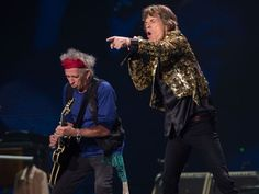 Rolling Stones to play Comerica Park in Detroit on July 8