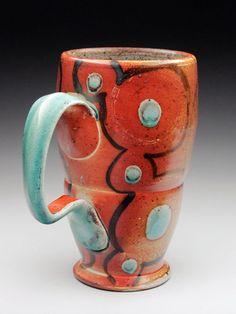 Mark Knott, from  Fine Mess Pottery: September 2012