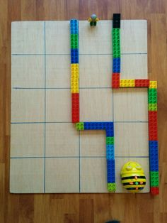 Teaching Time, Teaching Math, Stem Activities, Kindergarten Activities, Coding For Kids, Stem Challenges, Fun Math, Design Thinking, Ipad