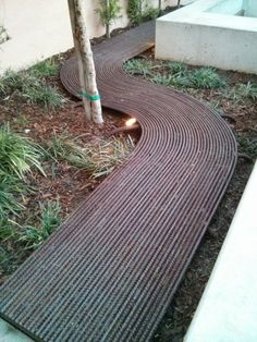 45 Exellent Garden Paths Exellent Garden Paths 14 Stylish Diy Rebar Trellis Diy Trelling Ideas And Projects Garden Paths, Garden Art, Garden Tools, Modern Landscaping, Backyard Landscaping, Landscaping Ideas, Landscape Architecture, Landscape Design, Path Design