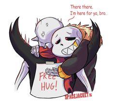 """spacejacket: """" Hugs all around! """""""