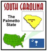 State Unit Study - South Carolina