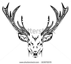 tattoo deer - Google Search